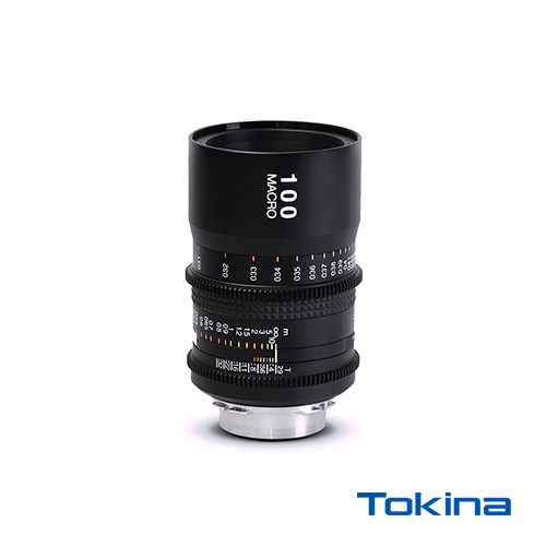 TOKINA MACRO 100MM T2.9 PL MOUNT