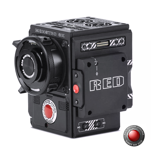 RED MONSTRO 8K VISTAVISION