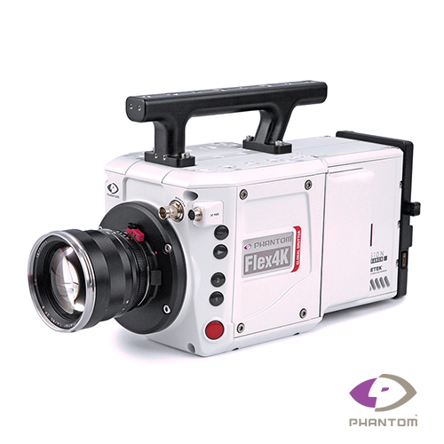 PHANTOM FLEX 4K GLOBAL SHUTTER