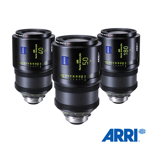 ARRI MASTER ANAMORPHIC T1.9