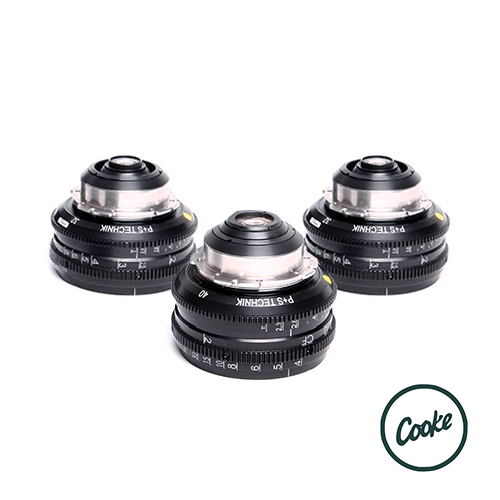 COOKE S2/S3 SPEED PANCHRO T2.2